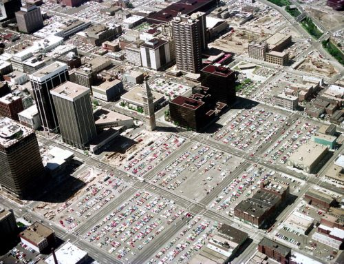 Myth: There's Not Enough Parking